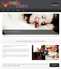 Bright Desire - smart porn for women and men